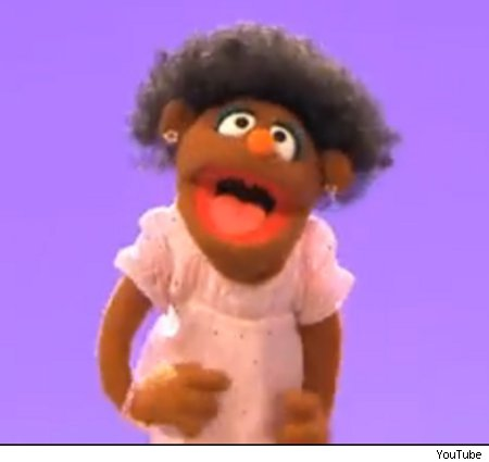 "An Inside Look at ""I Love My Hair"" on Sesame Street"