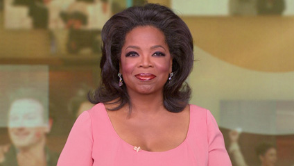 Inspirational Celebrity Spotlight: Oprah Winfrey