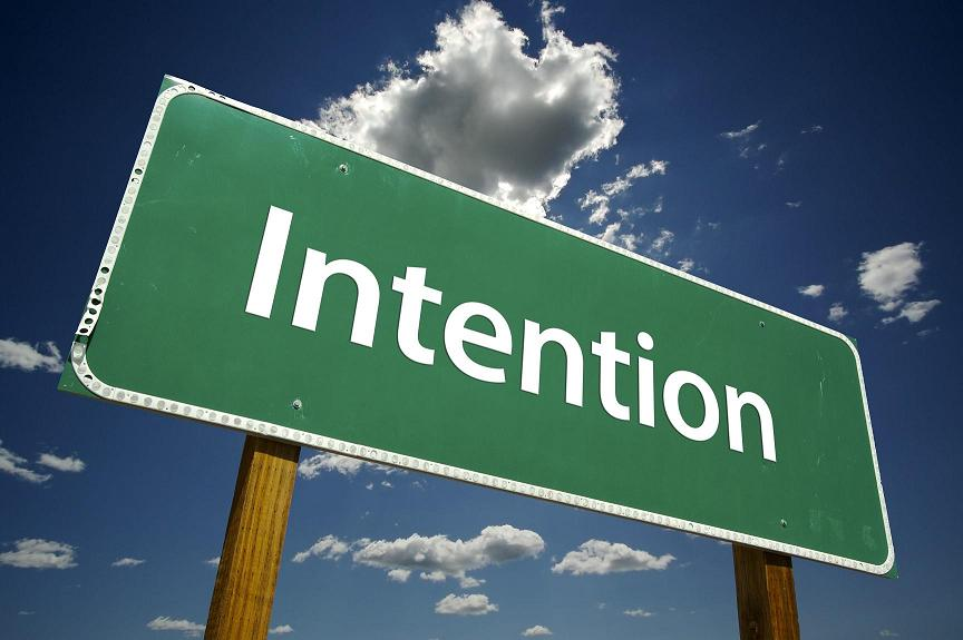 Summer Recap – Part 1: Focused Intention vs. Blind Intention