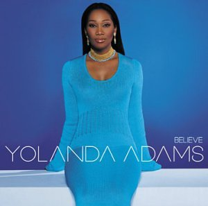 "Song of the Week: ""Never Give Up"" by Yolanda Adams"